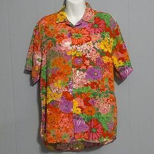 JAMS WORLD VTG shirt Size M